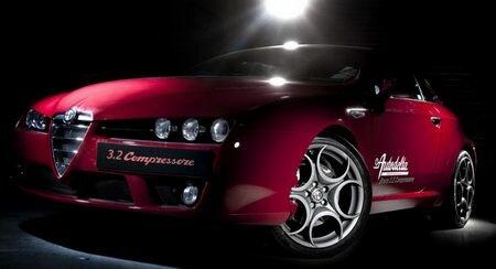 Alfa Romeo Autodelta Brera S 3.2 Compres