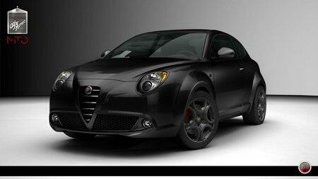 Alfa Romeo MiTo RIAR