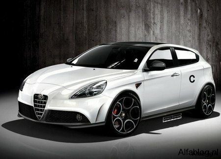 Alfa Romeo Milano GTA