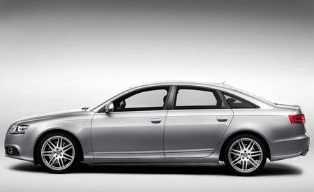 Audi A6 facelift 2009