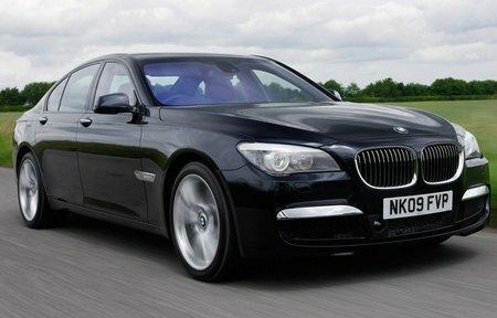 BMW-7 Series M Sport