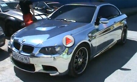 BMW M3 Coupe Convertible