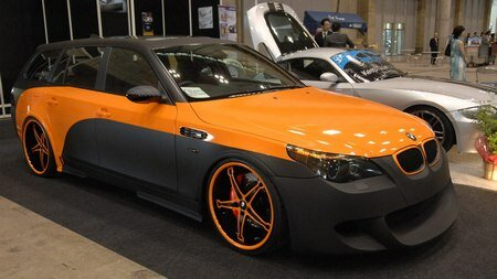 BMW M5 Touring by Mitaka