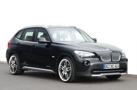 BMW X1 AC Schnitzer Alloy Wheels