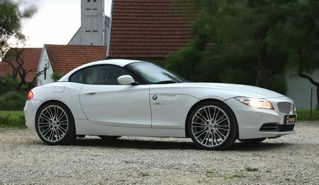 BMW Z4 G-Power Roadster