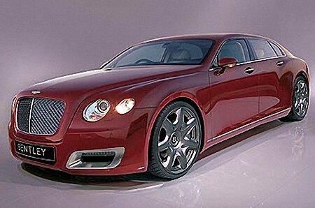Bentley Arnage 2010