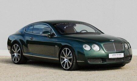 Bentley Continental GT Birkin Edition by