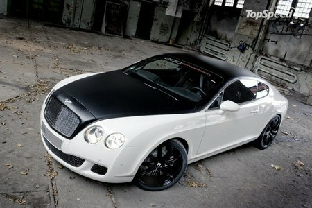 Bentley Continental GT Speed by Edo Comp