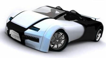 Bugatti ELijah Concept Car