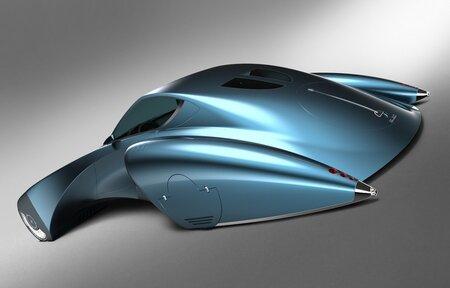 Bugatti Stratos Concept