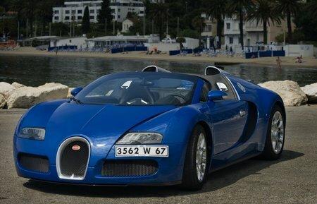 Bugatti Veyron Gran Sport 16.4