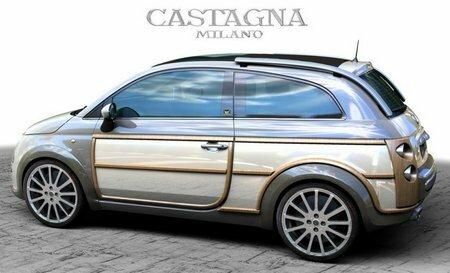 Castagna Fiat 500