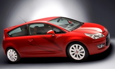 Citroen C4 Coupe by Loeb