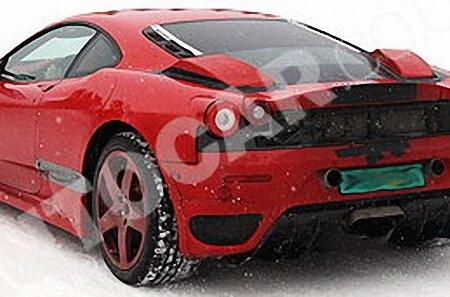 Ferrari F450 Spy