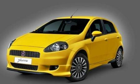Fiat Punto Turbo 2008