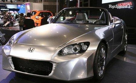 Honda Sports S2000 Modulo Concept