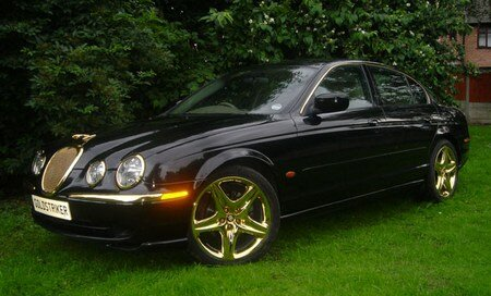 Jaguar S-Type by Goldstriker