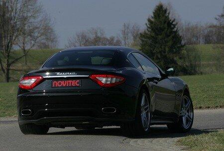 Maserati Gran Turismo S by Novitec