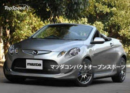 Mazda2 Roadster