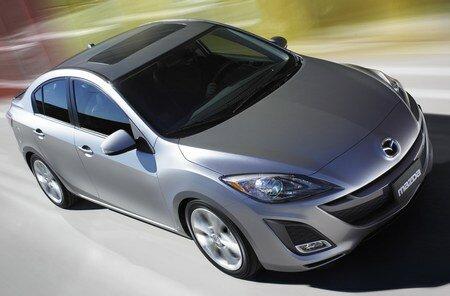Mazda3 sedan 2010