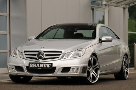 Mercedes E-Class Coupe BRABUS