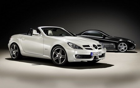Mercedes-Benz SLK 2LOOK
