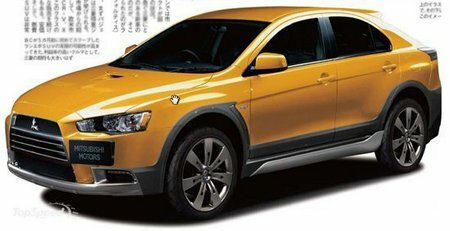 Mitsubishi Lancer Sportback X
