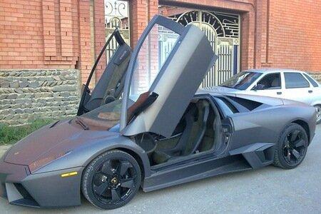Ramzan Lamborghini