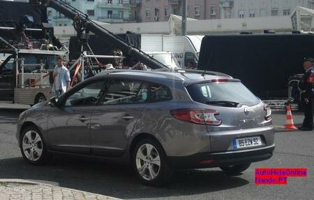 Renault Megane Sport Tourer SW
