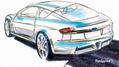 Subaru Coupe New