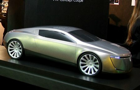 Volkswagen Coupe Concept