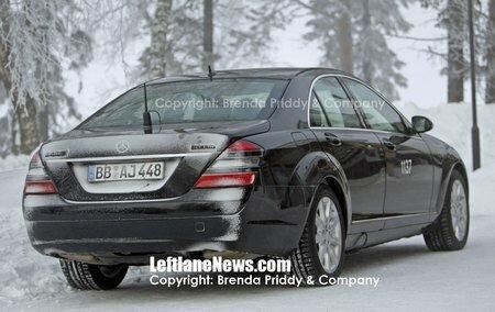 Mercedes-Benz S400 Hybrid